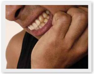 Зуб реагирует на горячее