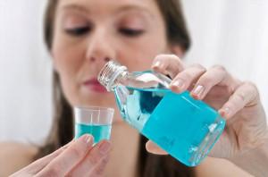 Антисептики для полости рта