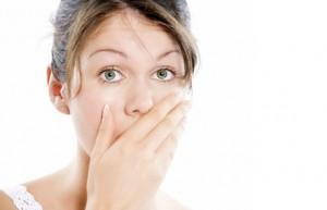 Язвочки в полости рта